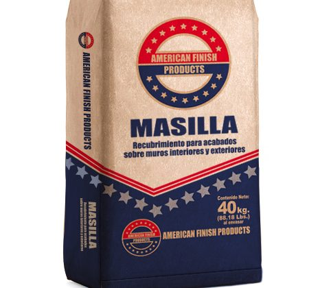 Masilla American Finish